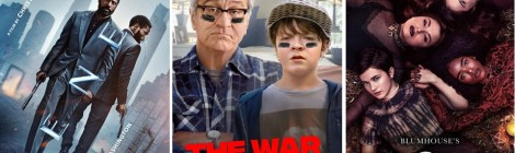 DEG Watched At Home Top 20 List For 01/07/21: Tenet, The War With Grandpa 2