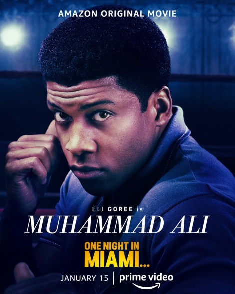 'One Night In Miami...'; A New Trailer & 4 Character Posters Arrive For The Regina King Directed Film 9