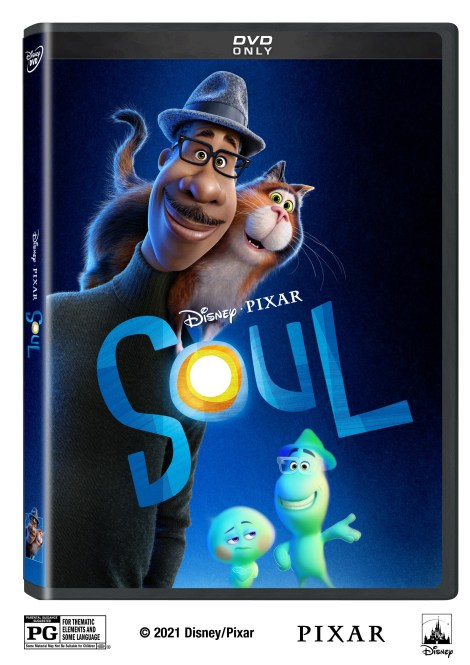 Disney-Pixar's 'Soul'; Arrives On 4K Ultra HD, Blu-ray, DVD & Digital March 23, 2021 From Disney-Pixar 4