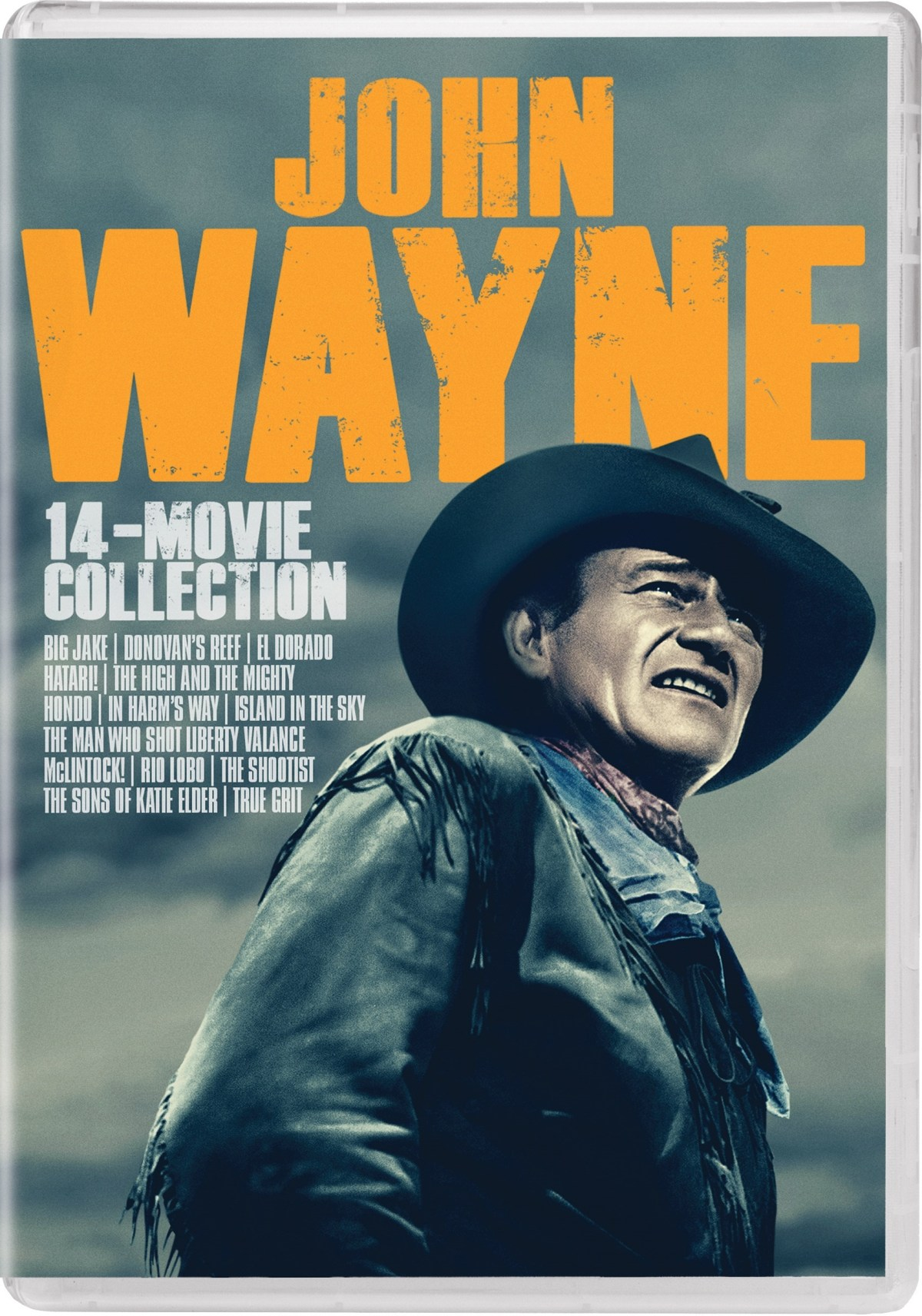 john wayne essential 14 movie collection
