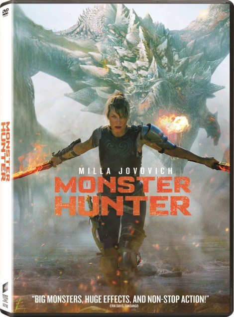 Monster Hunter; Arrives On Digital February 16 & On 4K Ultra HD, Blu-ray & DVD March 2, 2021 From Sony 4