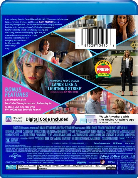 Promising Young Woman; Arrives On Blu-ray & DVD March 16, 2021 From Universal 4