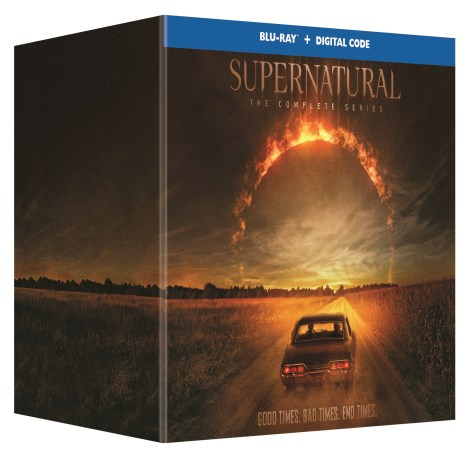 'Supernatural: The Complete Fifteenth & Final Season' & 'Supernatural: The Complete Series' Arrive On Blu-ray & DVD May 25, 2021 From Warner Bros 7