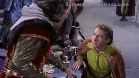 [Blu-Ray Review] The Court Jester (1956) (Paramount Presents); Now Available From Paramount 3