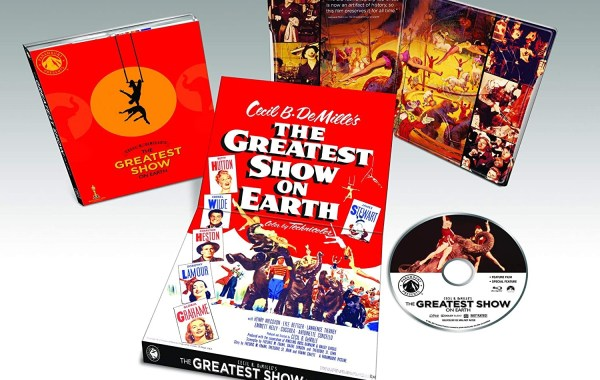 the greatest show on earth paramount presents review