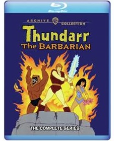 Warner Archive: March 2021 TV New Releases: 'Thundarr The Barbarian: The Complete Series' & 'Animal Kingdom: Season 4' 1