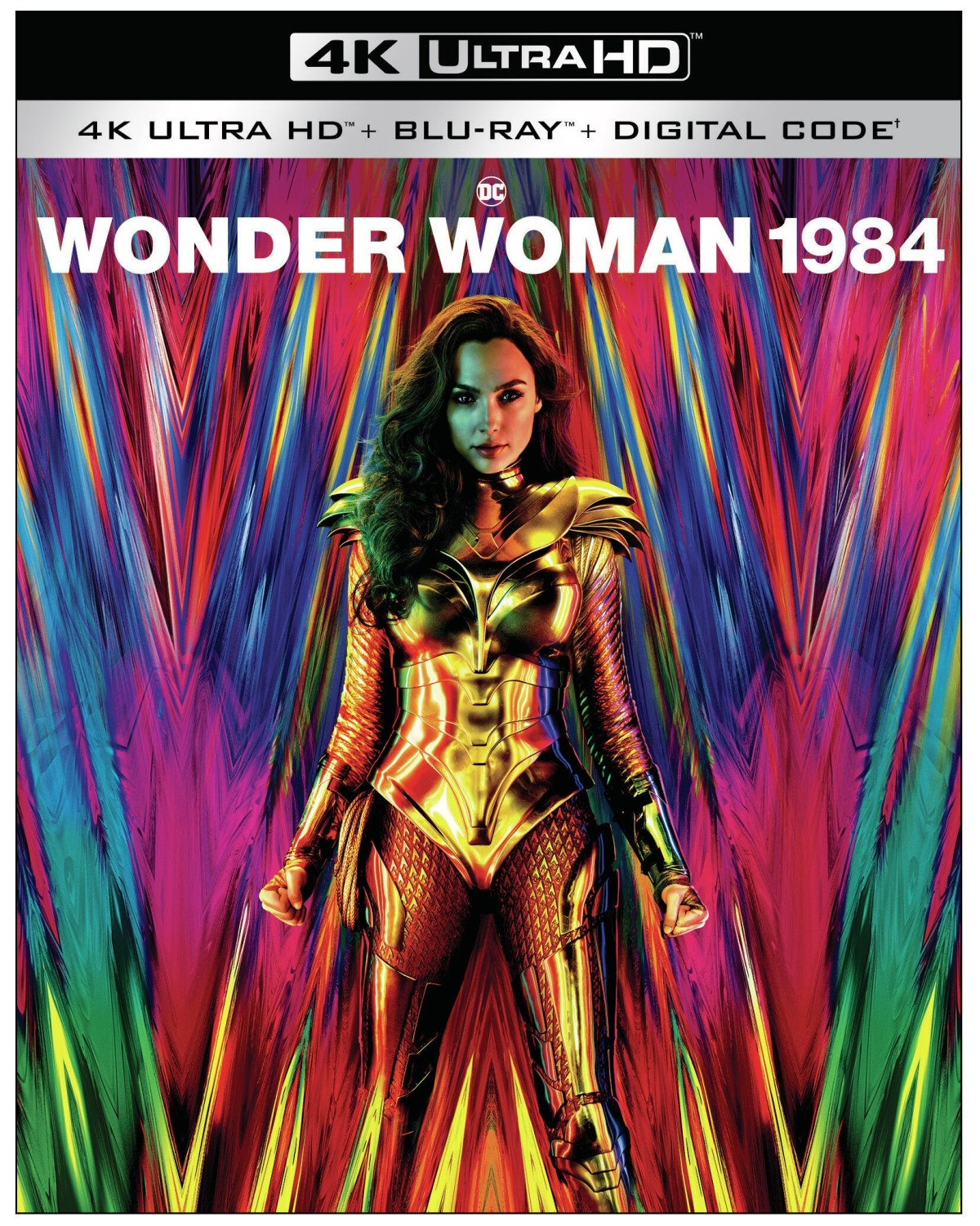 wonder woman 1984 blu ray