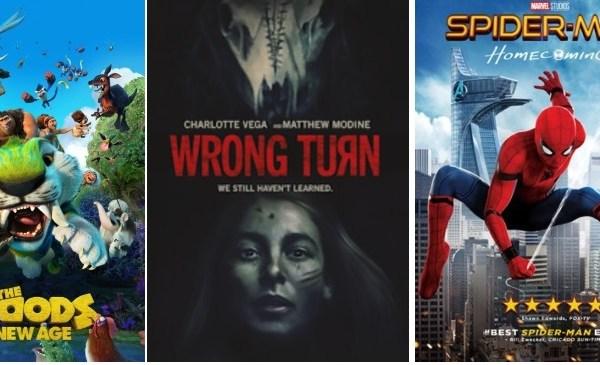 DEG Watched At Home Top 20 List For 03/04/21: The Croods: A New Age, Wrong Turn 46