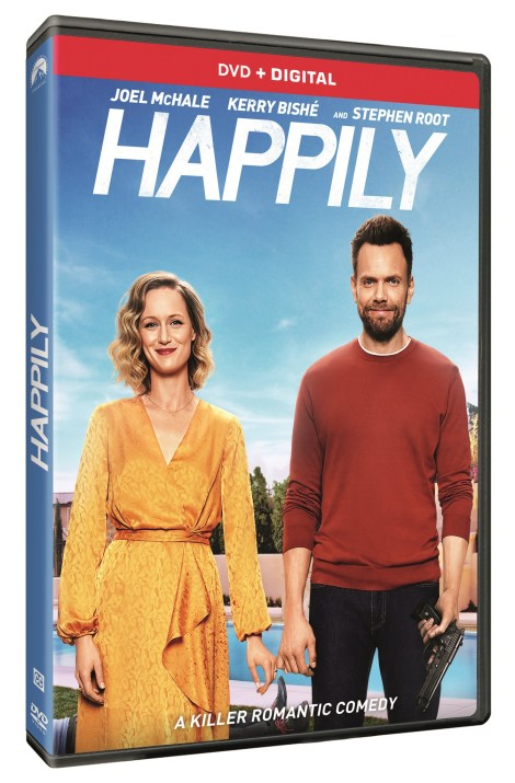happily dvd