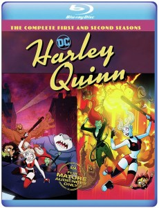 [Blu-Ray Review] Harley Quinn: The Complete First And Second Seasons; Now Available On Blu-ray From DC - Warner Archive 1