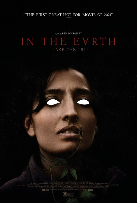 'In The Earth'; Take A Trip With The Eerie Full Trailer & 4 Character Posters For Ben Wheatley's New Horror Film 1