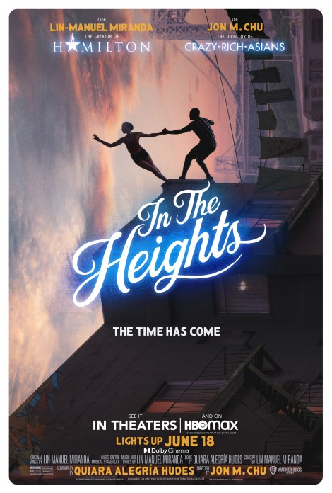 'In The Heights'; Check Out 2 New Trailers & 6 Posters For The Musical Event Film 1