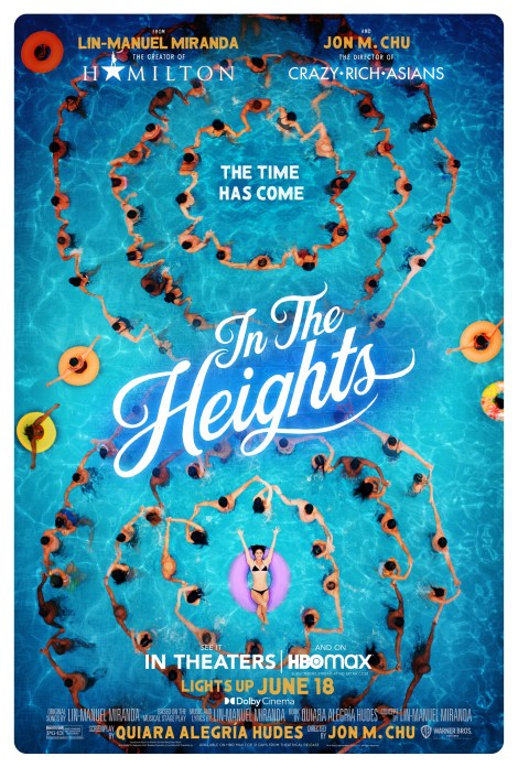 'In The Heights'; Check Out 2 New Trailers & 6 Posters For The Musical Event Film 5
