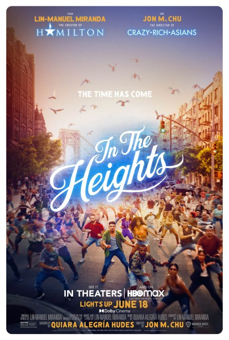 'In The Heights'; Check Out 2 New Trailers & 6 Posters For The Musical Event Film 6