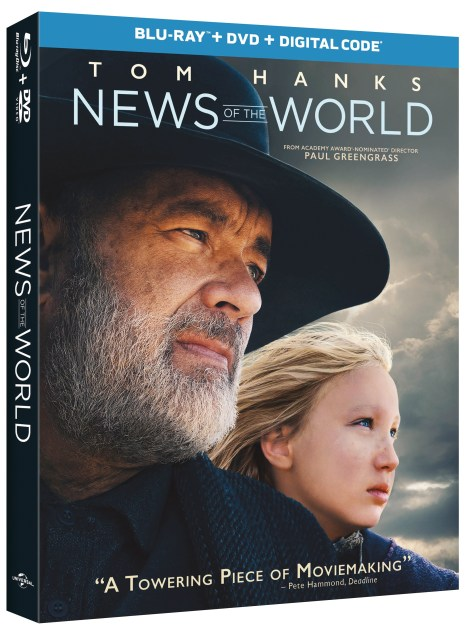 News of The World; Arrives On 4K Ultra HD, Blu-ray & DVD March 23, 2021 From Universal 3