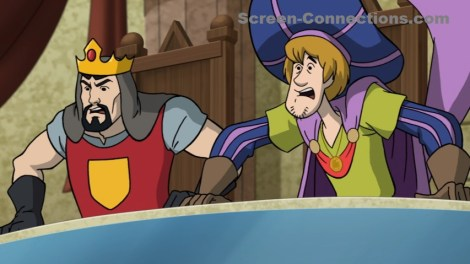[DVD Review] Scooby-Doo! The Sword And The Scoob; Now Available On DVD & Digital From Warner Bros 12