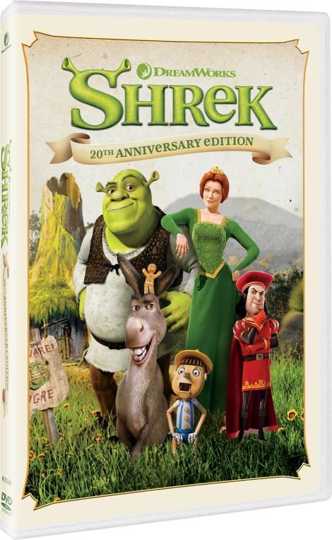 Shrek: 20th Anniversary Edition; Debuts On 4K Ultra HD & On Blu-ray & DVD May 11, 2021 From DreamWorks - Universal 17