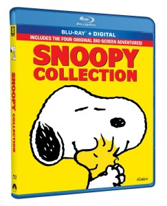 Snoopy 4-Movie Collection; Arrives On Blu-ray May 18, 2021 From Paramount 4