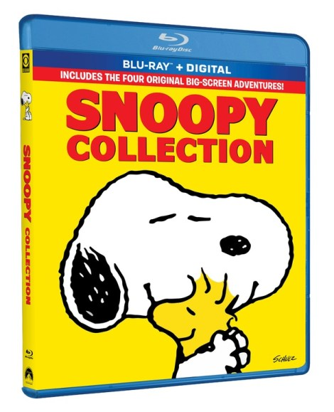 Snoopy 4-Movie Collection; Arrives On Blu-ray May 18, 2021 From Paramount 2