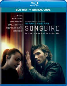 [Blu-Ray Review] 'Songbird'; Now Available On Blu-ray, DVD & Digital From Universal 1