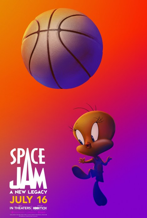 'Space Jam: A New Legacy'; 8 Character Posters Debut For The Upcoming Sequel 8