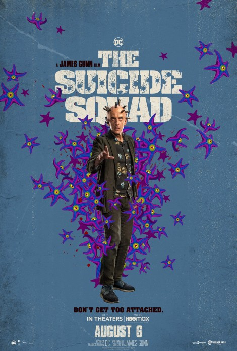 'The Suicide Squad'; Check Out 12 New Character Posters For James Gunn's DC Movie 23