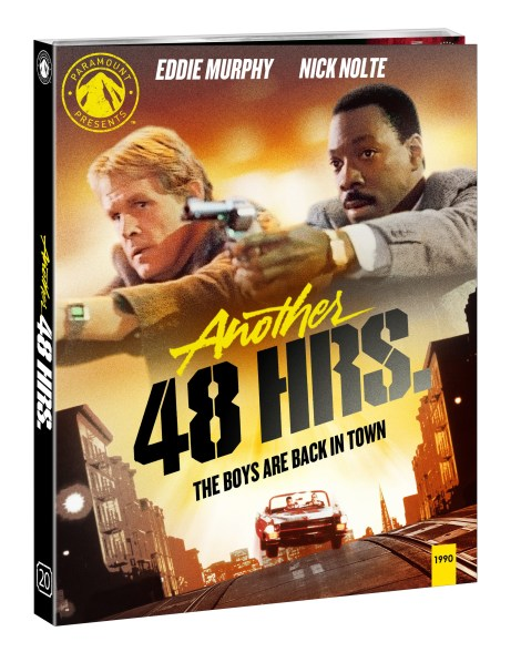 '48 Hours' & 'Another 48 Hours'; Arriving On Blu-ray Newly Remastered July 6, 2021 As Part Of The Paramount Presents Line From Paramount 2