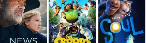 DEG Watched At Home Top 20 List For 04/01/21: News Of The World, The Croods: A New Age 8