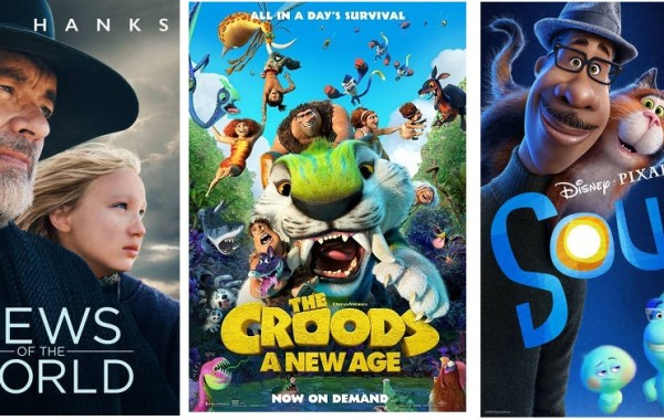 DEG Watched At Home Top 20 List For 04/01/21: News Of The World, The Croods: A New Age 49