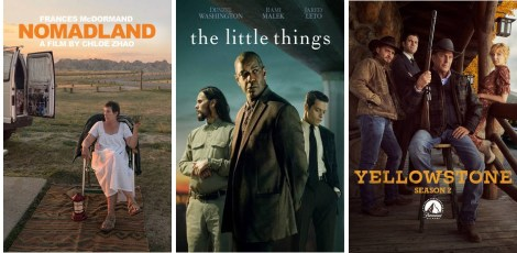 DEG Watched At Home Top 20 List For 04/29/21: Nomadland, The Little Things 5