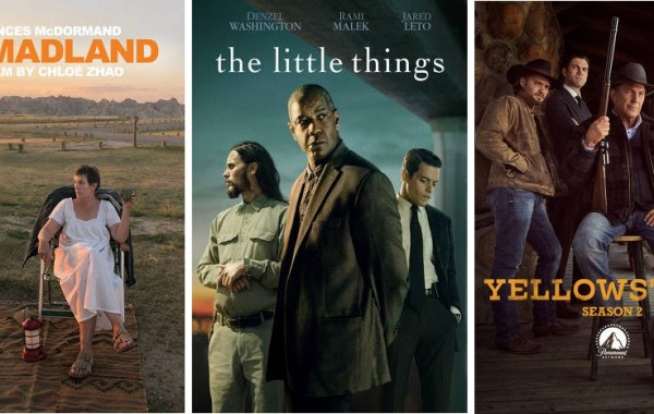 DEG Watched At Home Top 20 List For 04/29/21: Nomadland, The Little Things 37