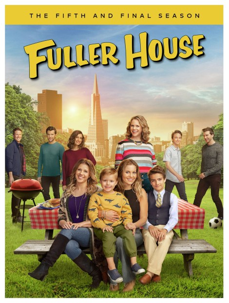 'Fuller House: The Fifth And Final Season' & 'Fuller House: The Complete Series'; Arriving On DVD June 8, 2021 From Warner Bros 3