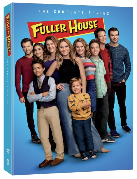 'Fuller House: The Fifth And Final Season' & 'Fuller House: The Complete Series'; Arriving On DVD June 8, 2021 From Warner Bros 4