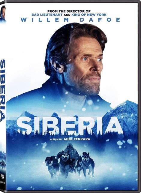 Trailer, Artwork & Release Info For Abel Ferrara's 'Siberia'; In Theaters & On-Demand June 18 & On Blu-ray & DVD June 22, 2021 From Lionsgate 4