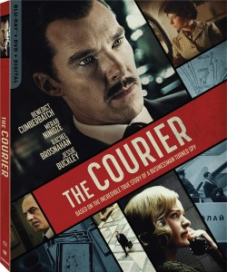 'The Courier'; Arrives On Blu-ray & DVD June 1, 2021 From Lionsgate 1