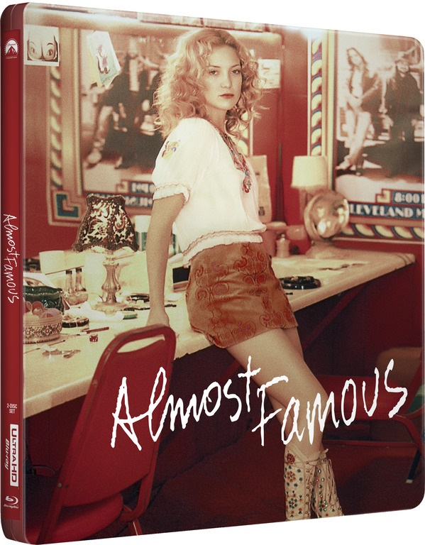 'Almost Famous'; Arrives Newly Remastered On 4K Ultra HD & Paramount Presents Blu-ray July 13, 2021 From Paramount 5