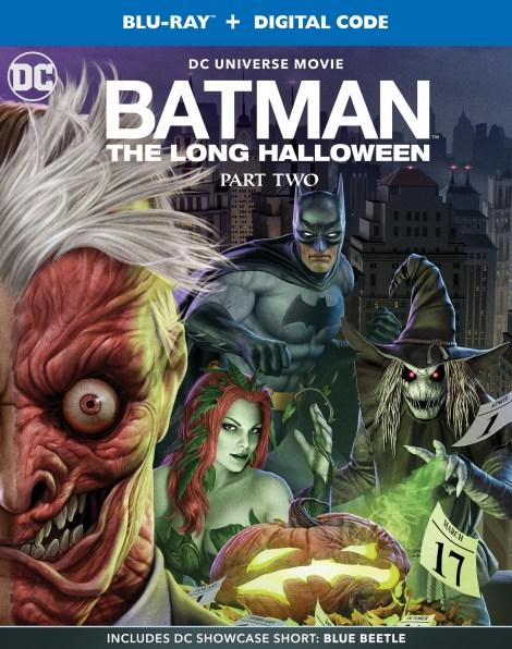 Trailer, Artwork & Release Details For 'Batman: The Long Halloween, Part 2'; Arrives On Digital July 27 & On Blu-ray August 10, 2021 From DC – Warner Bros 2
