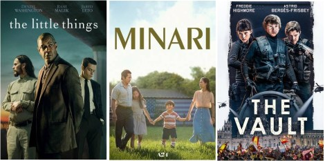 DEG Watched At Home Top 20 List For 05/13/21: The Little Things, Minari 5