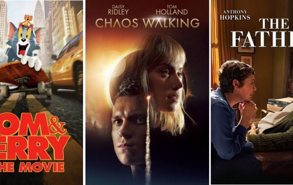 DEG Watched At Home Top 20 List For 05/27/21: Tom & Jerry: The Movie, Chaos Walking 25