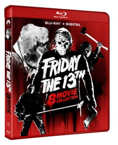 friday the 13th 8 movie collection 2021