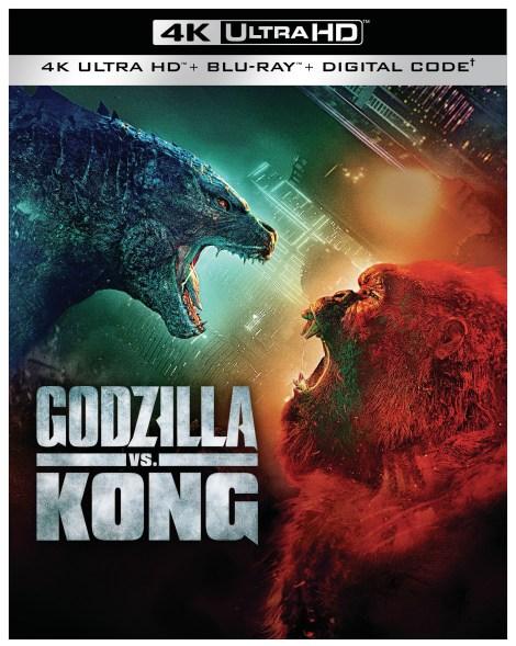 'Godzilla vs. Kong'; Own It On Digital May 21 & On 4K Ultra HD, Blu-ray & DVD June 15, 2021 From Warner Bros 7