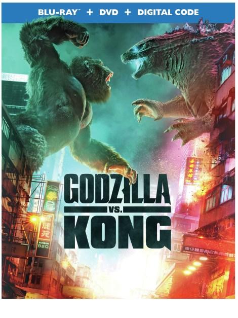 'Godzilla vs. Kong'; Own It On Digital May 21 & On 4K Ultra HD, Blu-ray & DVD June 15, 2021 From Warner Bros 9