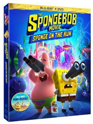 'The SpongeBob Movie: Sponge On The Run'; Arrives On Blu-ray & DVD July 13, 2021 From Paramount 5