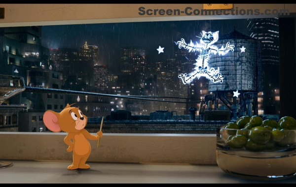 tom and jerry 2021 blu ray review
