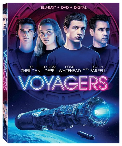 'Voyagers'; Arrives On Digital June 8 & On 4K Ultra HD, Blu-ray & DVD June 15, 2021 From Lionsgate 3