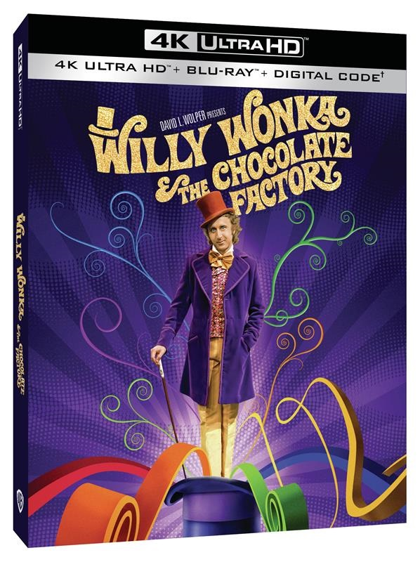 'Willy Wonka And The Chocolate Factory'; The Gene Wilder Led Classic Debuts On 4K Ultra HD June 29, 2021 From Warner Bros 5