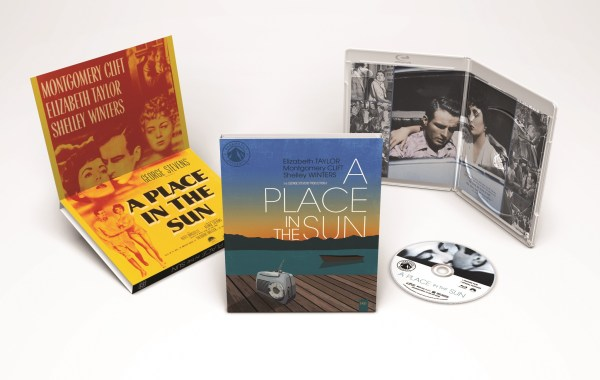 a place in the sun, paramount presents, blu ray review