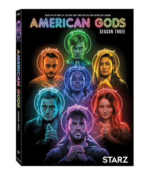 'American Gods: Season Three'; Arrives On Blu-ray & DVD July 27, 2021 From Lionsgate 6