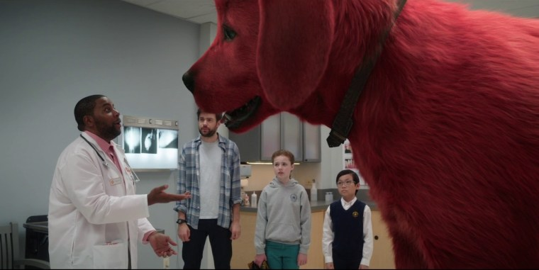 'Clifford The Big Red Dog'; It's Giant Sized Fun & Chaos In The Debut Trailer & Poster For The Family Comedy 3