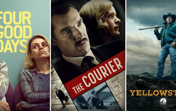 DEG Watched At Home Top 20 List For 06/10/21: Four Good Days, The Courier 19